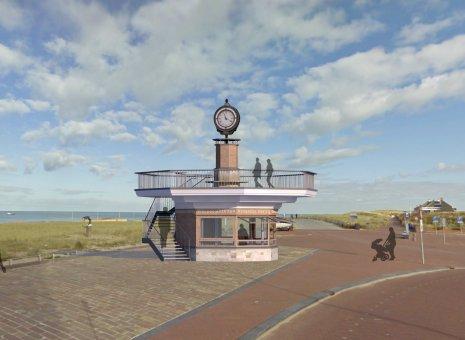 Kiosken Boulevard Noordwijk