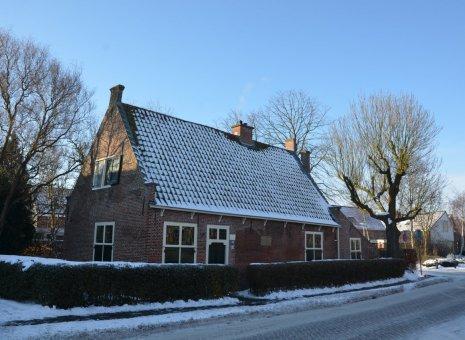 Restauratie Het Spinozahuis Rijnsburg