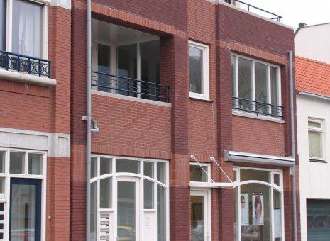 Winkels en appartementen te Noordwijk