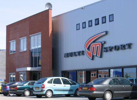 Sportschool te Rijnsburg