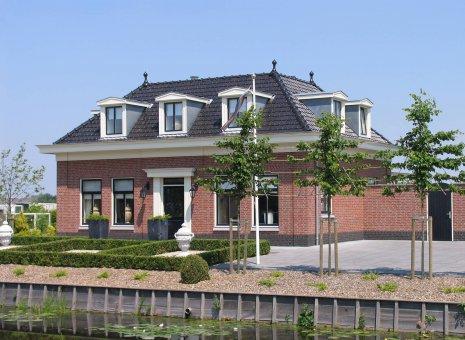 Vrijstaande woning in Noordwijkerhout