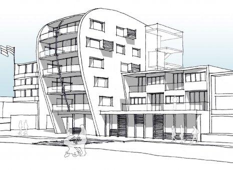 Appartementen & Restaurant te Katwijk