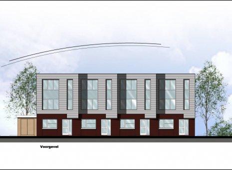 Stedenbouwkundig plan + woningontwerp te Voorhout