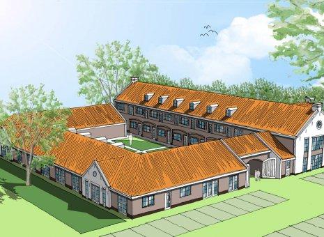 Zorgboerderij te Voorhout