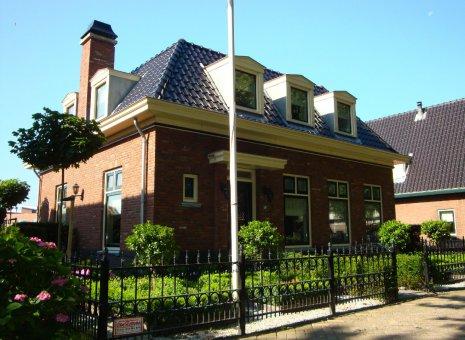 Woonhuis te Katwijk