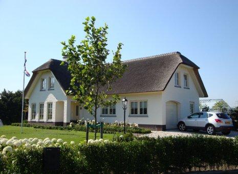 Vrijstaande woning te Noordwijkerhout