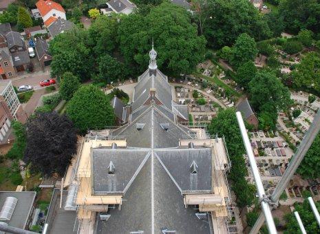 Restauratie R.K. Parochie St Bartholomeus Kerk te Voorhout