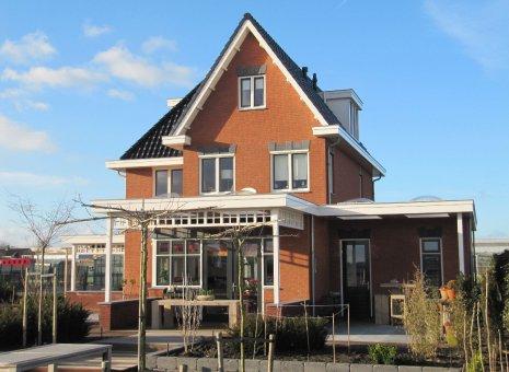 Vrijstaande woning te Rijnsburg