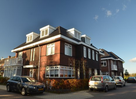 8 Woningen in CPO te Buitenkaag