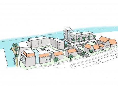 Stedenbouwkundig plan te Valkenburg