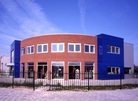 Bedrijfsruimte & Showroom te Rijnsburg