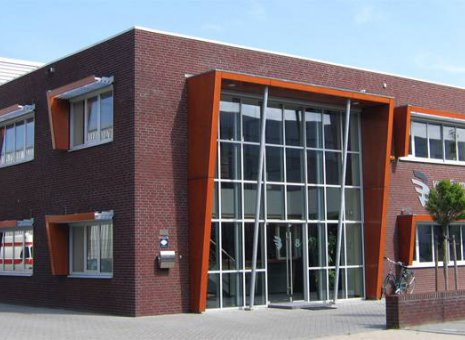 Nieuwbouw kantoor en bedrijfsruimte Van Egmond Rijnsburg