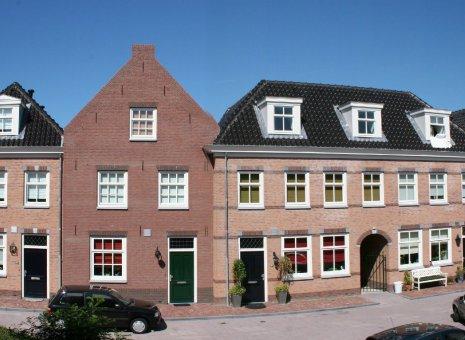 5 woningen te Rijnsburg