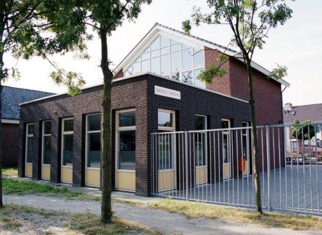 Uitbreiding School te Rijnsburg