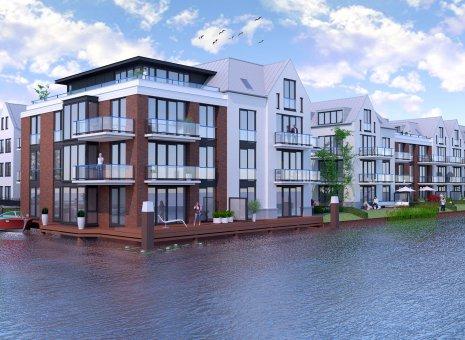 Appartementen Zoeterwoude-Rijndijk