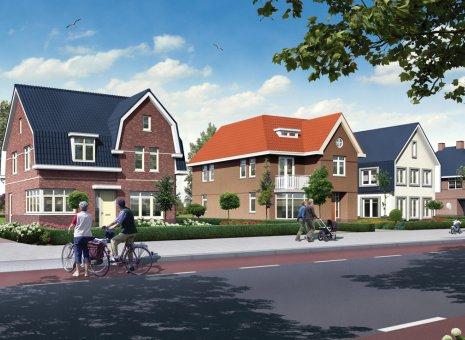 Stedenbouwkundig plan & woningontwerp te Voorhout
